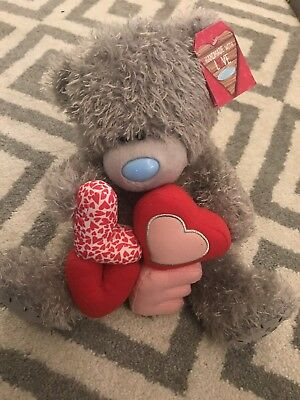 Me To You Love Teddy Bear Clintons 0 99 Picclick Uk