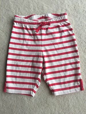 Mini Boden Striped Shorts Toddler Size 2Y
