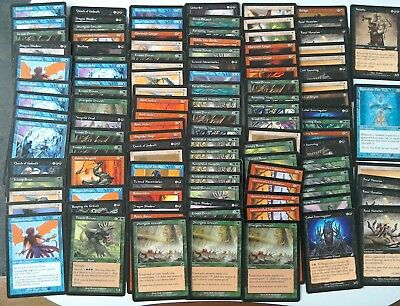 Mtg Scourge cards see pics Inc nefashu,faces of the past,alpha status,enrage
