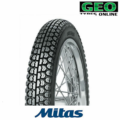3.50-18 H03 Mitas Classic Highway Motorcycle Tyre