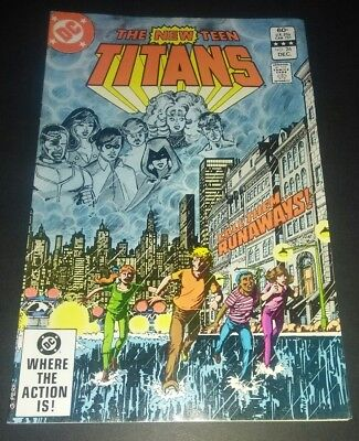 New Teen Titans, The (1st Series) #26 VF/NM 9.0; DC   First Appearance of Terra