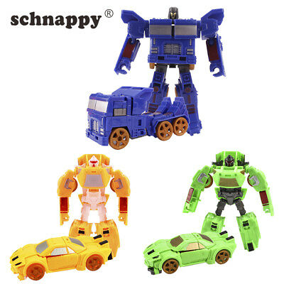 Mini Transformers Optimus Toy Bumble Bee Kids Action Figure Robots Unique Toys