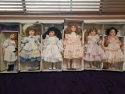 Hillview Lane Limited Edition Dolls