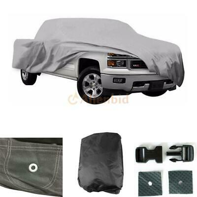 Car Cover Snow Cover Windproof Waterproof for Indoor Outdoor All Weather Cover
