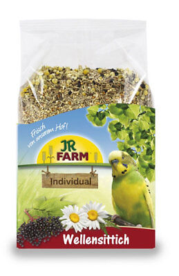 JR Farm Birds Individual Wellensittich 1 kg