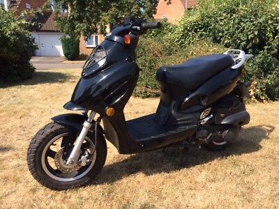 SOLD Direct Bikes DB125t 125cc moped scooter SOLD