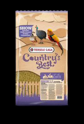 Versele Laga Country´s Best SHOW 1&2 Crumble 5kg