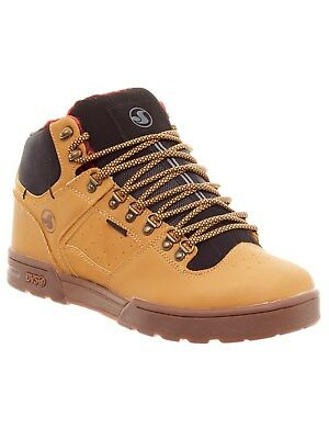 DVS Westridge Chamois Nubuck Leather Boots Shoes