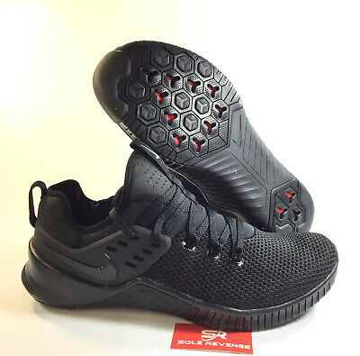 NIKE METCON X FREE 98141 003 Triple Black Cross Training