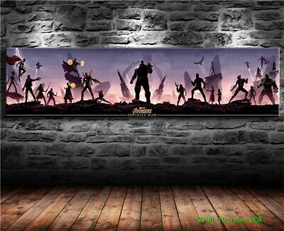 avengers,infinity war,Canvas HD Prints Painting Wall Art Home Decor 12x48 inch