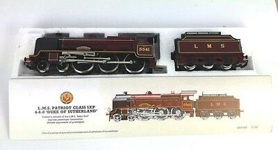 Hornby Rayilways R 357 LMS  Patriot Klasse 5541 Duke of Sutherland, Spur 00