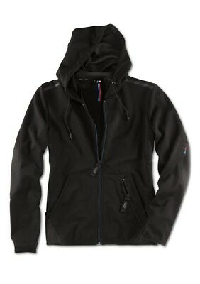 Genuine BMW M SWEATJACKET, MEN - Black