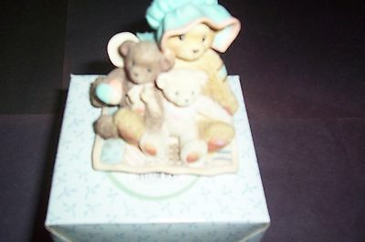 """Cherished Teddies """"it's Moments Like These That Are Meant To Be Cherished""""978841"""