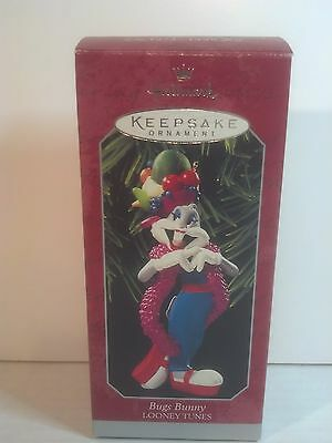 Hallmark Christmas Ornament 1997 - Looney Tunes - Bugs Bunny Latin Dance - MIB
