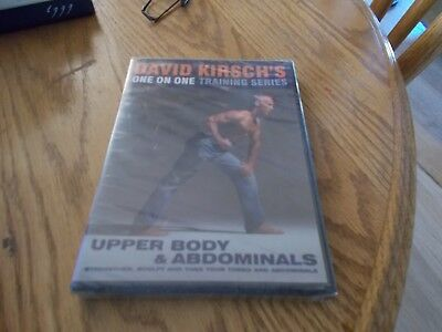 David Kirsch's One On One Training Series Dvd Brand New Sealed