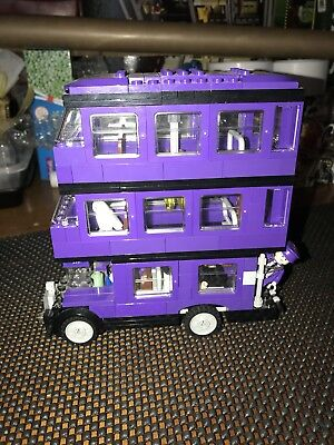 Lego Harry Potter The Knight Bus 4866 99 Complete With