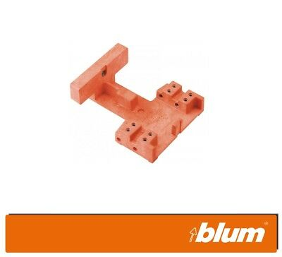 Blum Drilling Template For Tandem & Movento Drawer Runners T65.1000.02