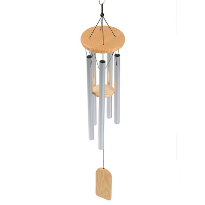 Beautiful Tune Wind Chime, Elegant Metal Design Musical Windchime Sweet Sound US