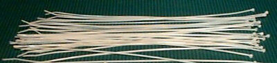 """Micro 14"""" Cable Ties For Reborn Dolls Pack of Ten"""