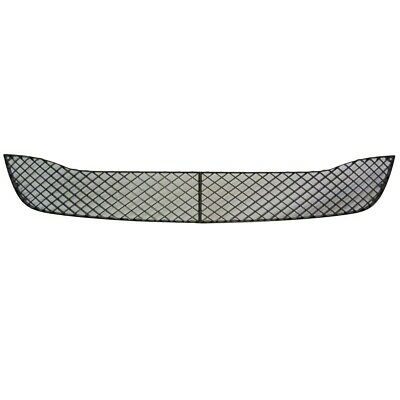 Bentley Continental Gt Gtc Speed Dark Chrome Center Bumper Grill
