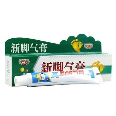 1PC 25g Cure Psoriasis Ointment Ringworm Cream Foot Tinea Smelly Anti-Bacterial