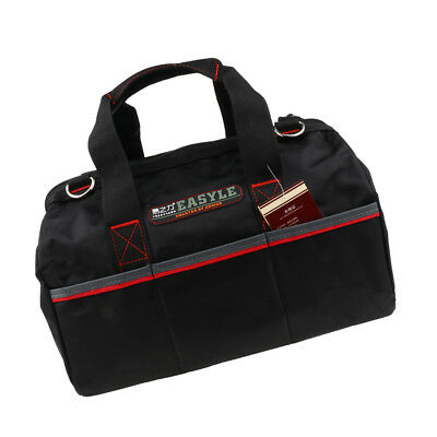 12 Inch Multi-functional Electrician Tool Bag with Tool Box