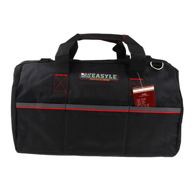 16 Inch Multi-functional Electrician Tool Bag with Tool Box