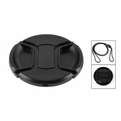 77mm Camera Snap-on Front Lens Cap Cover For Canon Sony Nikon Pentax Olympus uk