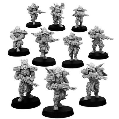 Chaos Red Pact Squad (10U)