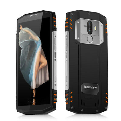 """IP68 Blackview BV9000 PRO 5,7"""" 6Go 128Go 4G Android Helio P25 2,6 GHz Smartphone"""