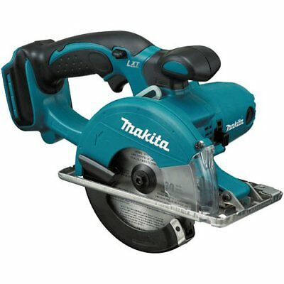 "Makita XSC01Z 18V LXT Lithium-Ion Cordless 5-3/8"" Metal Cutting Saw (Bare Tool)"