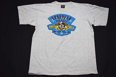 Harley Davidson T-Shirt Hog Rally Munich 1994 Germany Deutschland Motor Cycles X