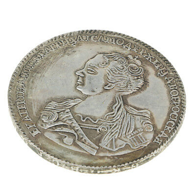 1725/1730 Sliver Russian Coin Collection Commemorative Coin Business Gift #1