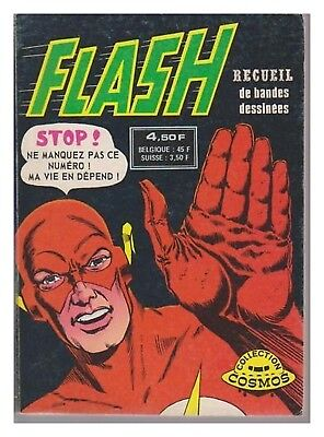 FLASH  album N° 751 de 1975 N° 21 / 22 / 23 BE+