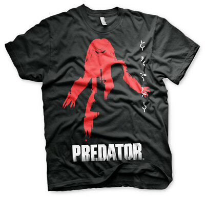 Officially Licensed The Predator Poster Men's T-Shirt S-XXL Sizes