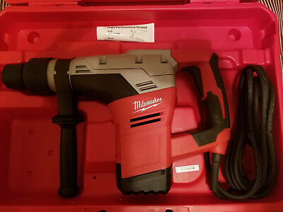 "Milwaukee 5317-21 1-9/16"" SDS-Max Rotary Hammer w Handle-Brand New-Without Case"