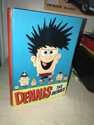 Dennis The Menace Annual 1961 Ex Con
