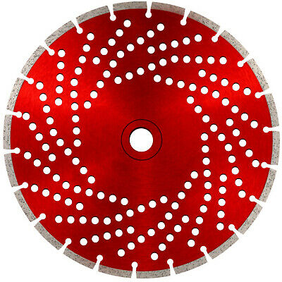9 Inch 230mm Diamond Cutting Disc Masonry Stone Hard Brick Tiles Concrete New