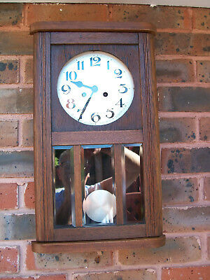 Antique / Vintage Wall Clock Repair / Spares