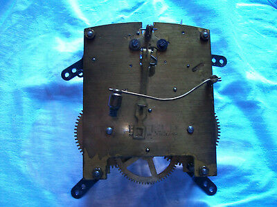 Enfield Mantle Clock Movement Spare Parts