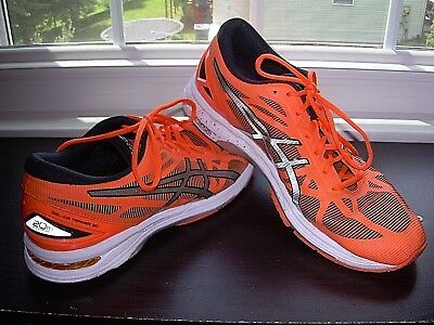 low priced 13bf6 08ecf ASICS GEL DS Trainer 20 Mens Running Shoes Sneakers T528N Size 9.5