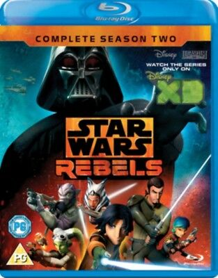 Star Wars Rebels Stagione 2 BLU-RAY NUOVO Blu-Ray (buy0267001)
