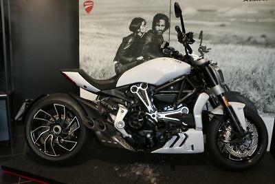 2018 Brand New Ducati Xdiavel S In White