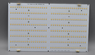 QUANTUM BOARD QB288 - 3000K - Horticulture Light Group LED w/ Slate