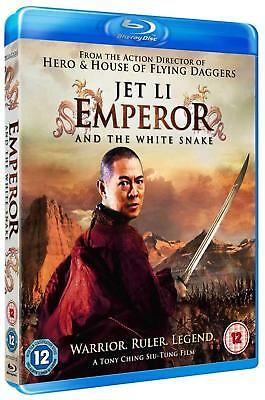 Emperor and the White Snake (2011) Jet Li Blu-Ray BRAND NEW Free Ship