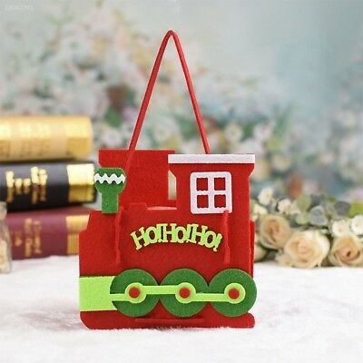 88E24CB Fashion Colorful Party Merry Christmas Gift Bags Candy Bags