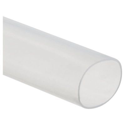 Clear Transparent Heat Shrink Tube Sleeve For Car Wiring Boat Electrics 1.5 W7D4
