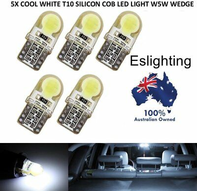 Super White T10 194 168 W5W Cob Smd Waterproof Bright Led Light Bulb 7000K