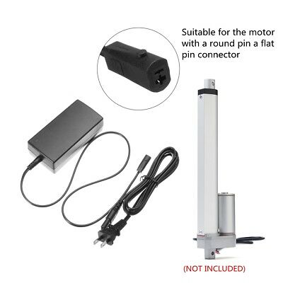 Wired Power Supply Converts Input AC 240V Output DC 12V For Linear Actuator
