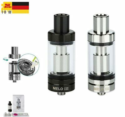 Atomizer 4ml Eleaf MELO 3 / MINI Verdampfer Tank Kopf 75W Eleaf Istick Pico
